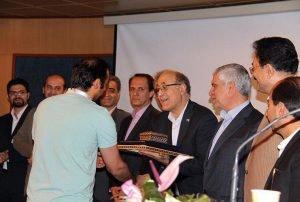 برنده ی جشنواره فینتک ایران