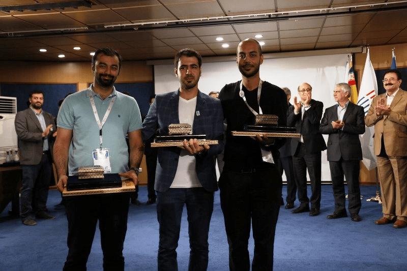 برندگان جشنواره فینتک ایران